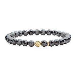 BRAND NEW - Caviar Icon Beaded Stretch Bracelet